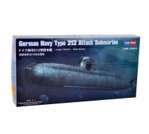 Hobby Boss - German Type 212 Submarine 1/350