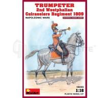Miniart - 2nd Westphalian Trumpeter
