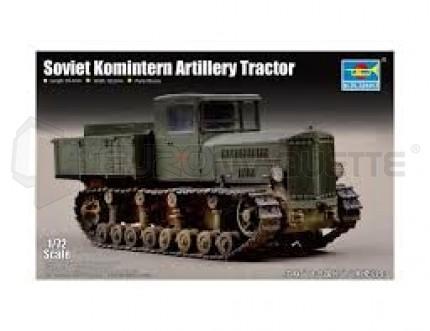 Trumpeter - Komintern artillery tractor WWII