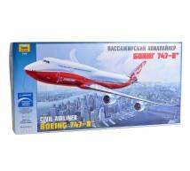 Zvezda - Boeing 747-8