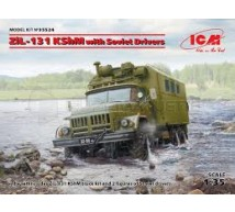 Icm - Zil131 KShM & driver