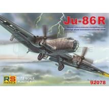 Rs models - Ju-86 R