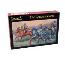 Caesar miniatures - Conquistadors