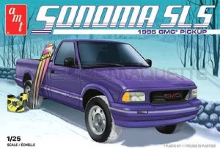 Amt - GMC Pick Up Sonoma SLS 1995
