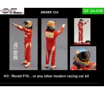 Gf Models - Pilote F1 2010
