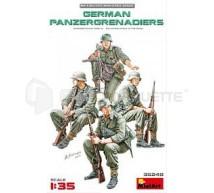Miniart - Panzergrenadiers WWII