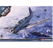 Academy - SB2U-3 Vindicator Midway