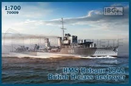 Ibg - HMS Hotspur 1941