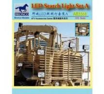 Bronco - LED Search light Set A