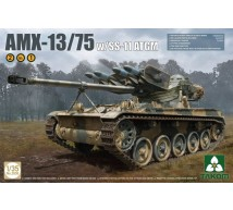 Takom - AMX-13/75 & SS-11 ATGM