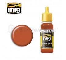 Mig products - Medium rust color
