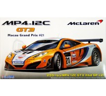 Fujimi - Mc Laren MP4/12C Macau GP n°21