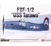 Academy - F8F-1/2 Bearcat USS Tarawa