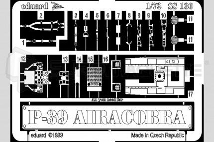 Eduard - P-39 Airacobra (academy)