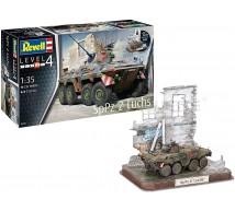 Revell - SpPz Luchs & Dio 3D Puzzle