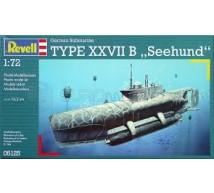 Revell - Type XXVIIB Seehund 1/72