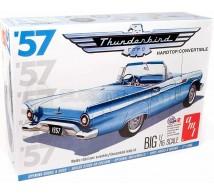 Amt - Thunderbird Hard top Convertible 1957
