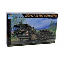 Trumpeter - Faun tank transporter