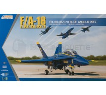 Kinetic - F/A-18 A/B/C/D Blue Angel 2017