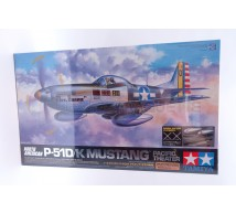 Tamiya - P-51D/K Pacific