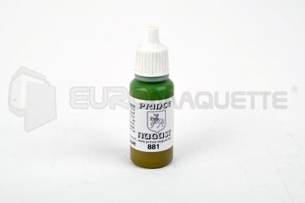 Prince August - Vert jaune 881 (pot 17ml)