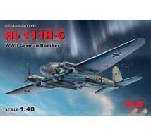 Icm - He-111H-6 & torpedos