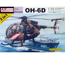 Az models - OH-6D