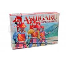 Red Box - Ashigaru lances