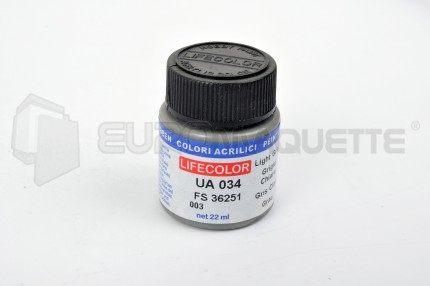 Life Color - Gris clair FS36251 UA034 (pot 22ml)