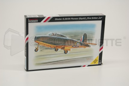 Special Hobby - Gloster E.28/39 Pioner