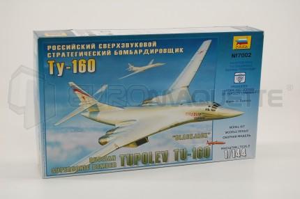 Zvezda - Tupolev Tu-160