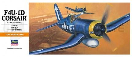 Hasegawa - F4U-1D Corsair
