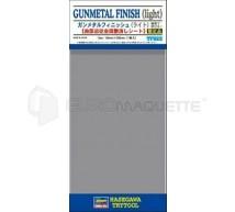 Hasegawa - Adhesif Light Gunmetal