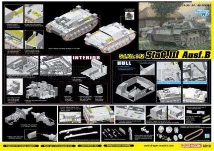 Dragon - Stug III Ausf B