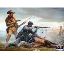 Master box - Final stand Indian war