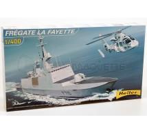 Heller - Fregate La Fayette
