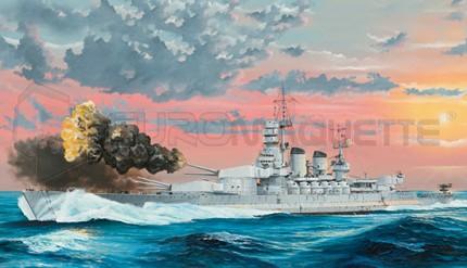 Trumpeter -  RN Littorio 1941