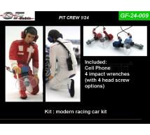 Gf Models - Pit crew F1