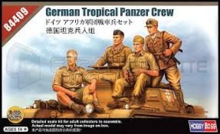 Hobby boss - DAK tank crew