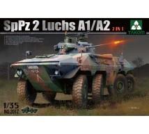 Takom - SpPz 2 Luchs A1/A2