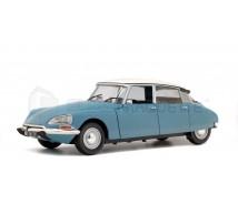 Solido - Citroen D Special Bleue 1972
