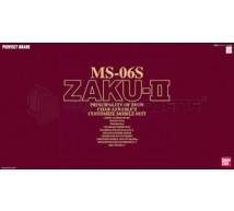 Bandai - PG MS-06S Zaku II (0071870)