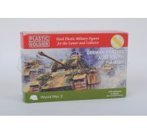 Plastic Soldiers - Panther Ausf A & Zimmerit