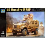 Trumpeter - MaxxPro MRAP 1/16