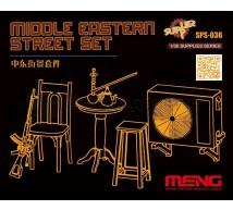 Meng - Middle eastern street set