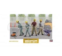 Hasegawa - Civil Worker Set A