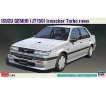 Hasegawa - Isuzu Gemini JT150 turbo 1989