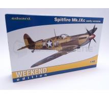 Eduard - Spitfire Mk IXc US Service (WE)