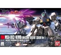 Bandai - HG MSA-003 Nemo Desert color (0175778)