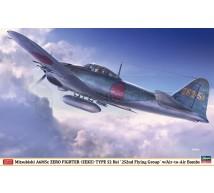 Hasegawa - A6M5c & air to air bombs